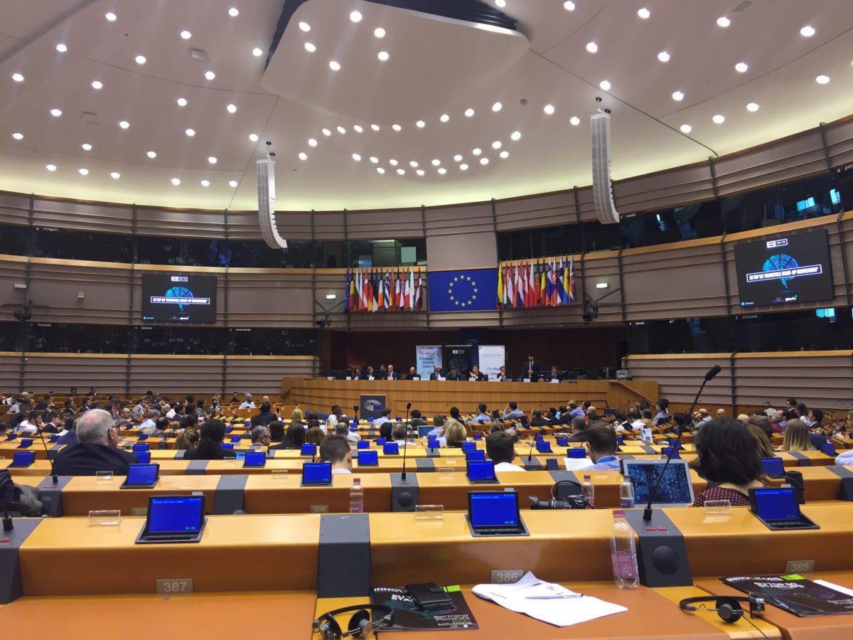 EU Top 50 start-up convention - Photo: Wil Stutterheim