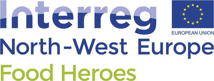 Interreg North-West Europe Food Heroes